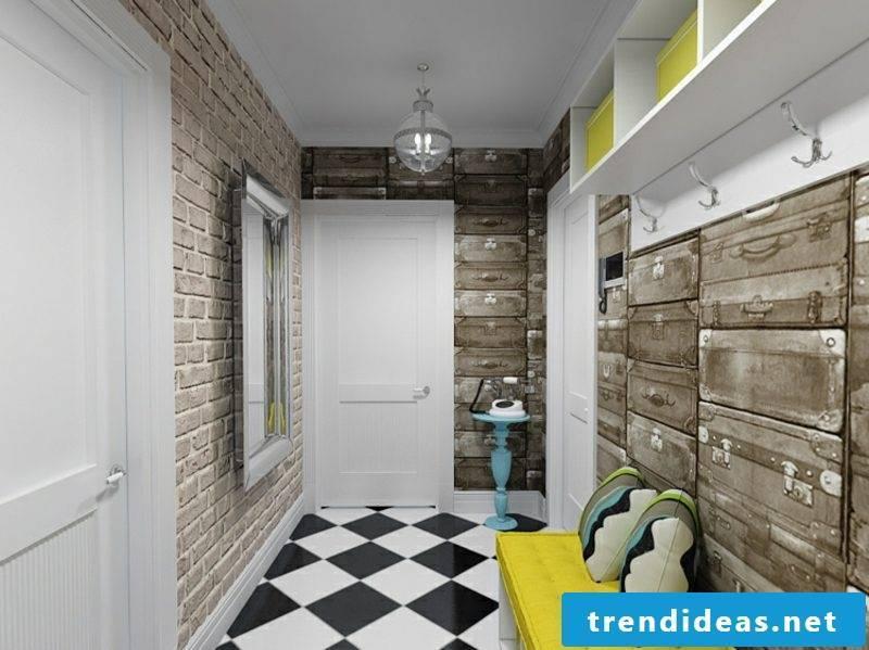 Landscaping flooring tiles