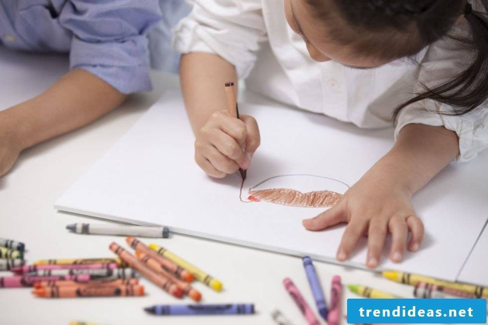 Learning to draw for children
