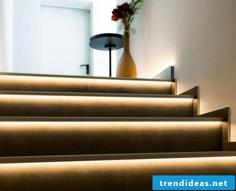 led stairwell beautiful