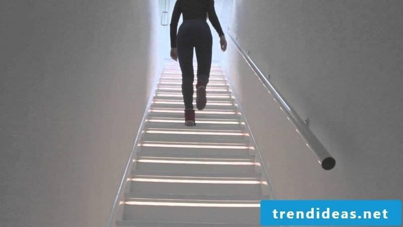 led staircase lighting innovative