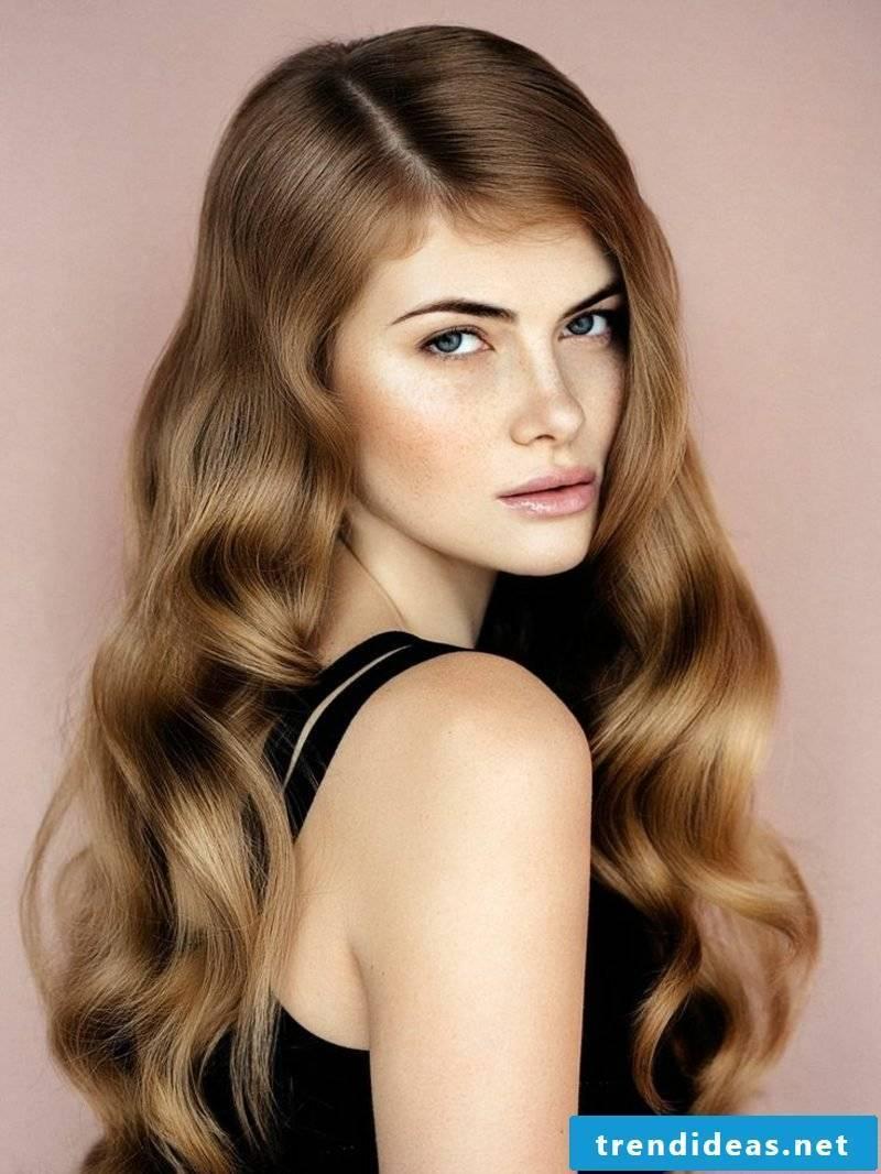 Hair Color Light Brown Makeup Tips Nude Look