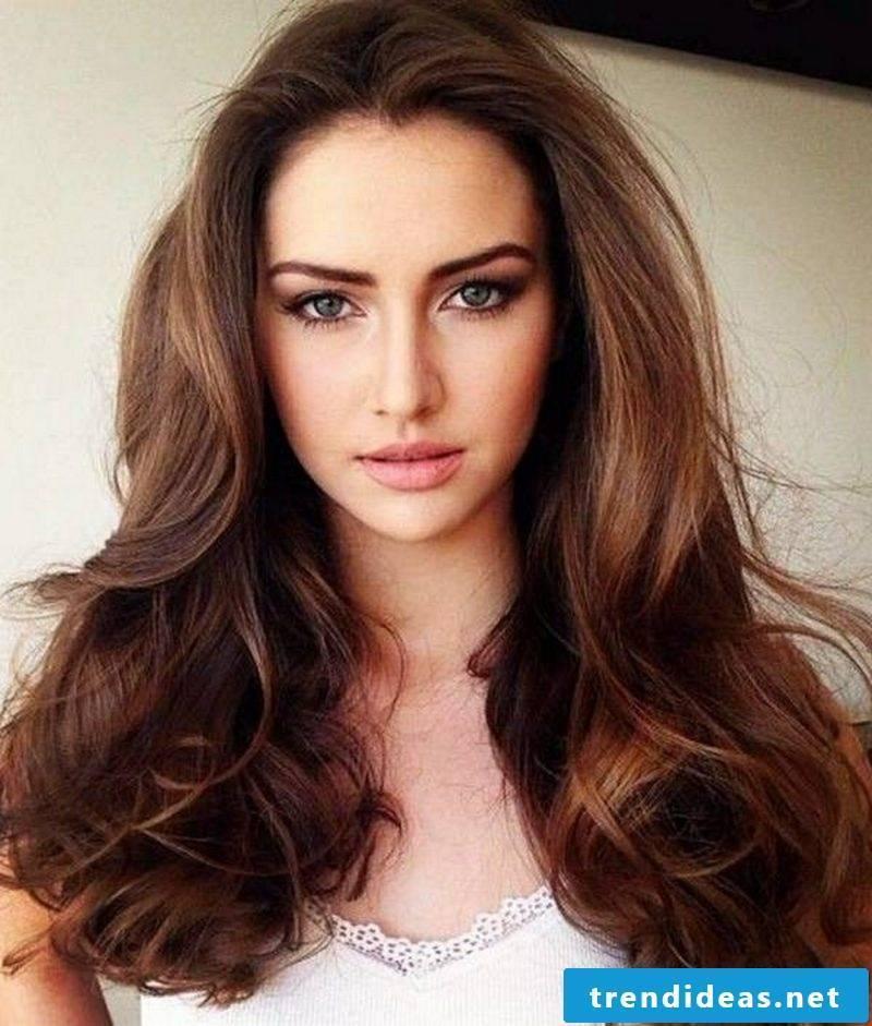 Light Brown Hair Color Palette Nougat Makeup Tips