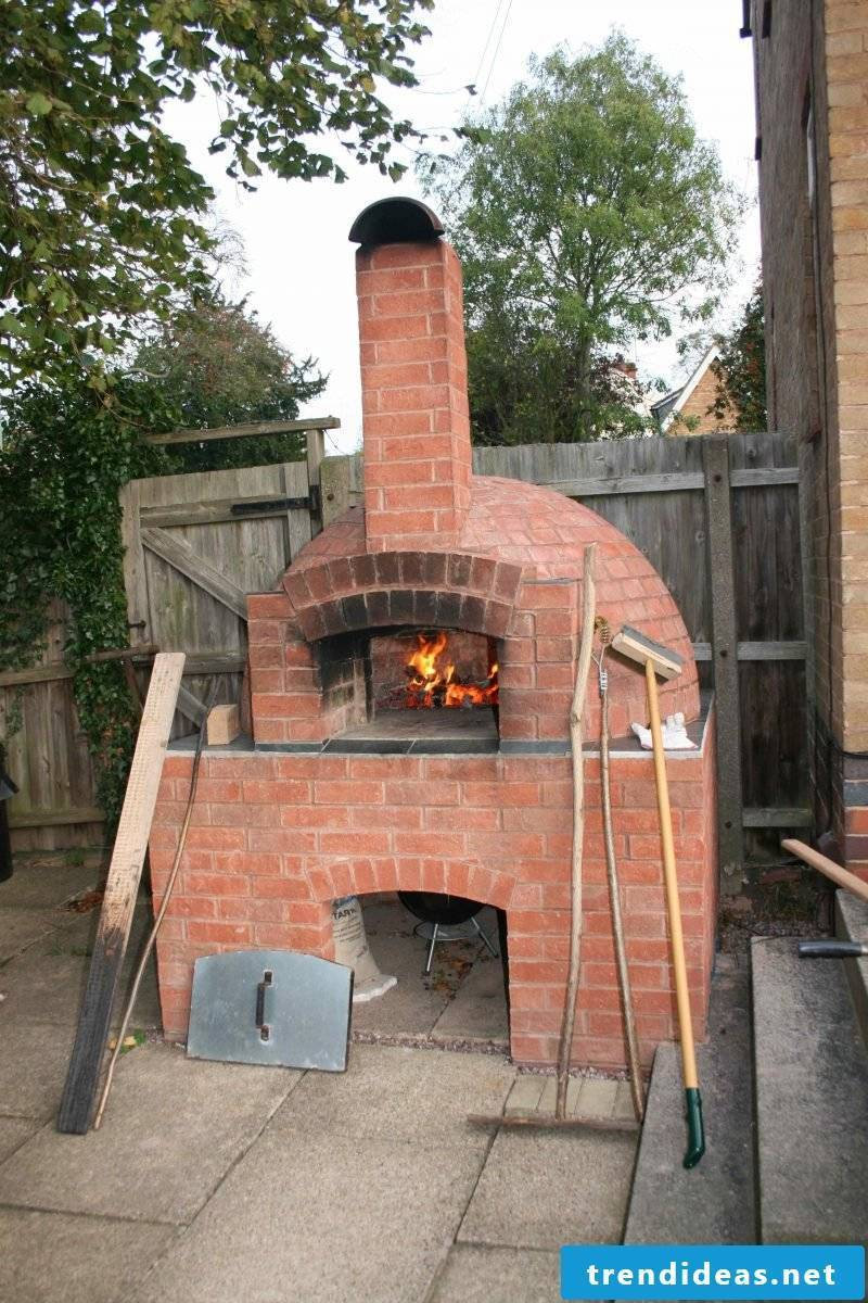 Oven itself make DIY ideas