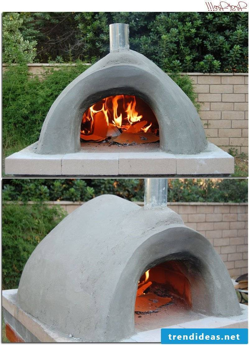 Oven itself make small