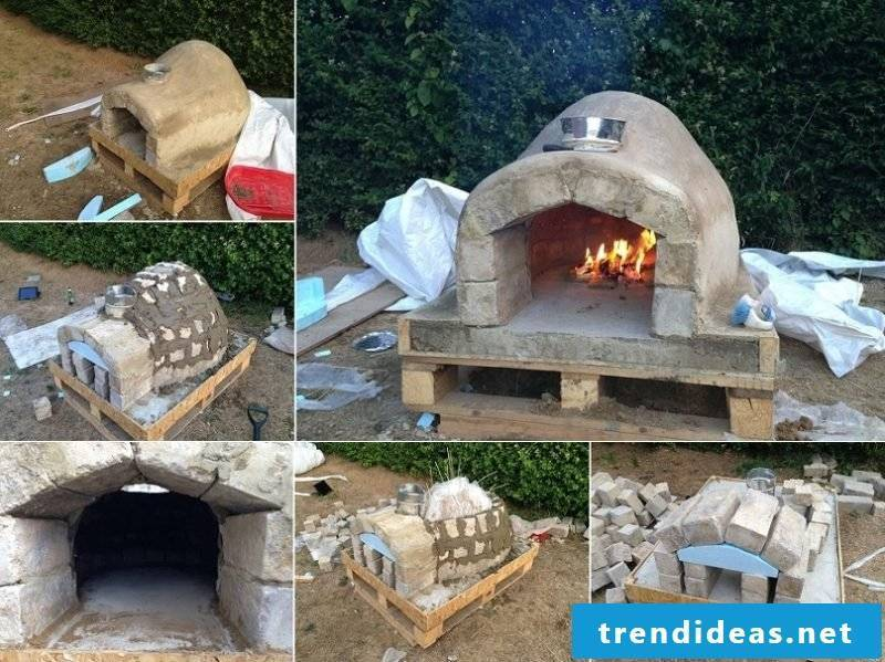 Oven itself make steps