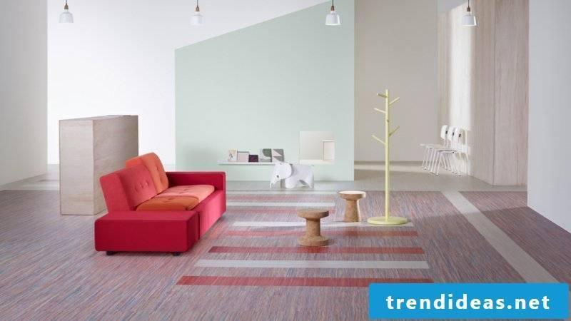 linoleum flooring kinderzimmer umweltfreundlic