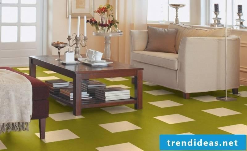 100-m2-linoleum floor