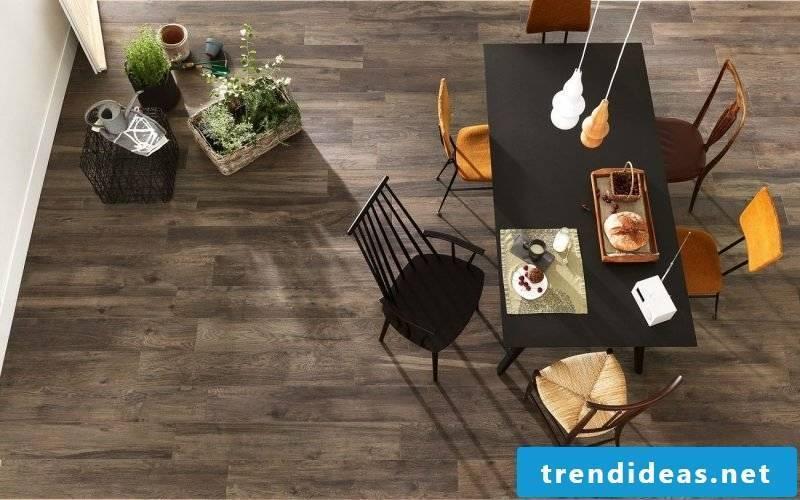 linoleum wood look inexpensive