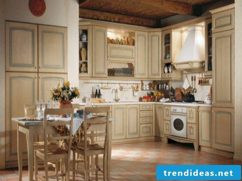 classic living ideas for the provence kitchen