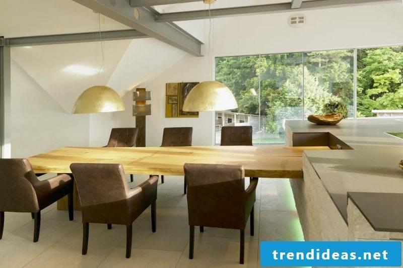 Loft furniture kitchen design