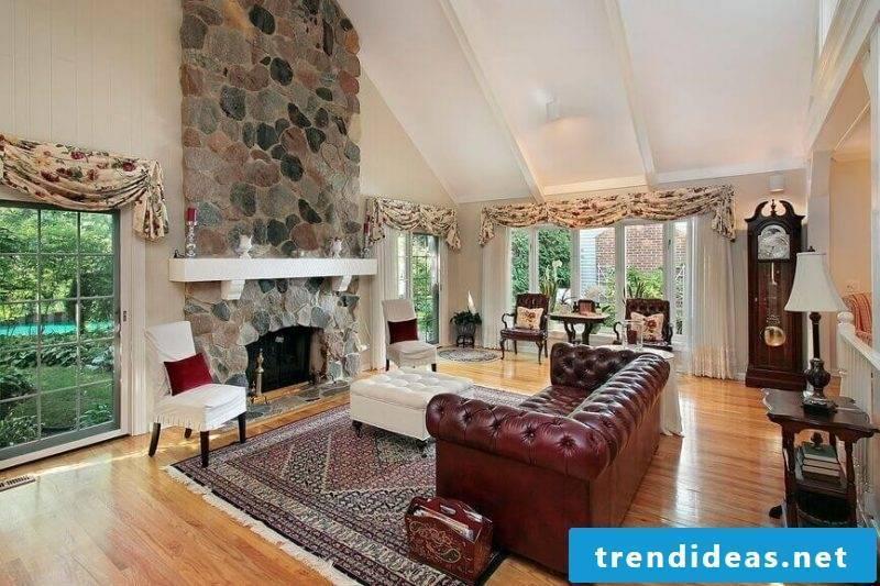 Loft furniture living room