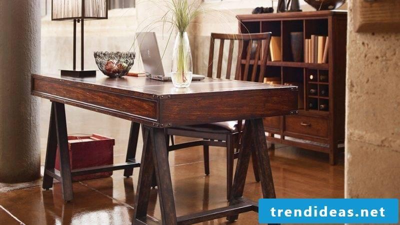 Loft furniture study