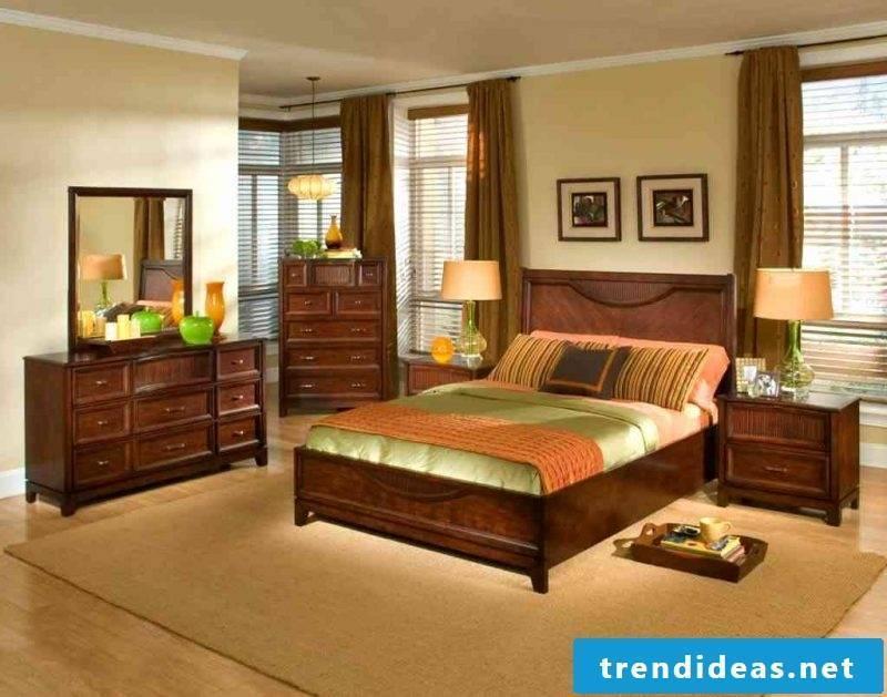 Loft furniture bed