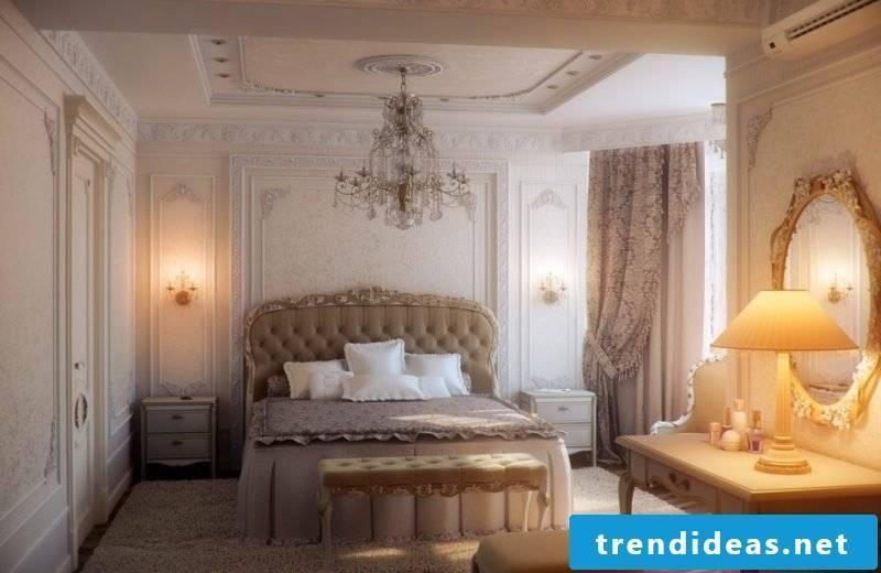 Art Nouveau features bedrooms in Art Nouveau