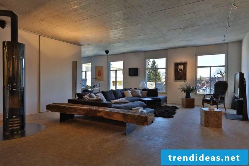 loft apartment creative
