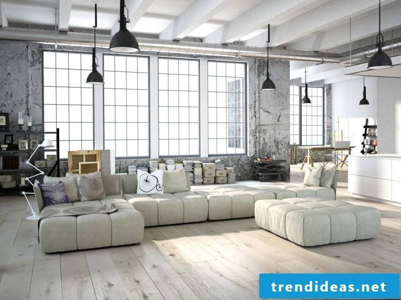 loft apartment comfortable