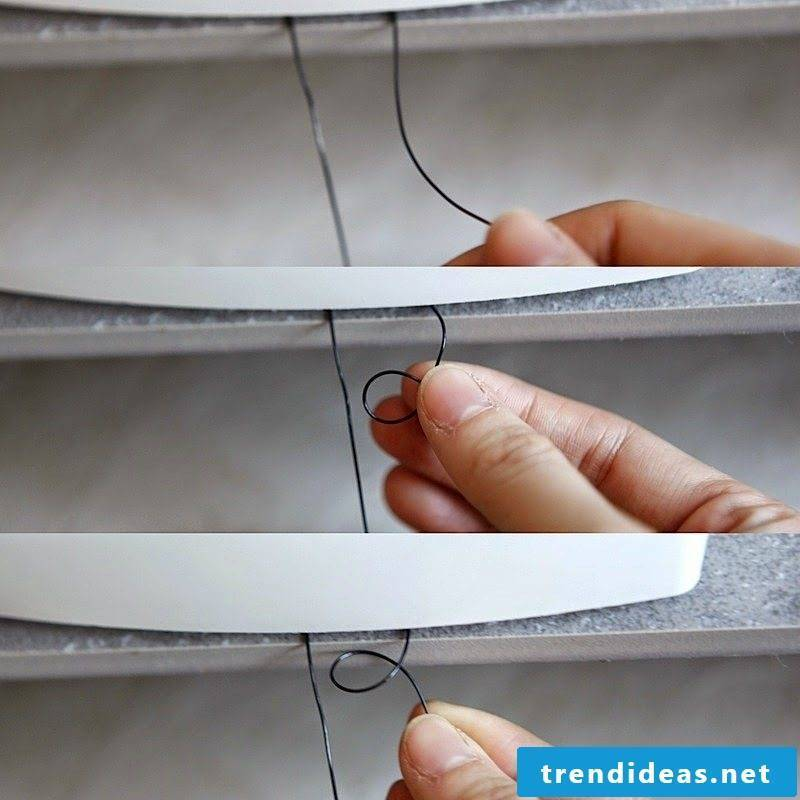 Make Choker Necklace by yourself - DIY Instructions