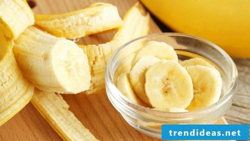 Masks themselves make recipe bananas sensitive skin