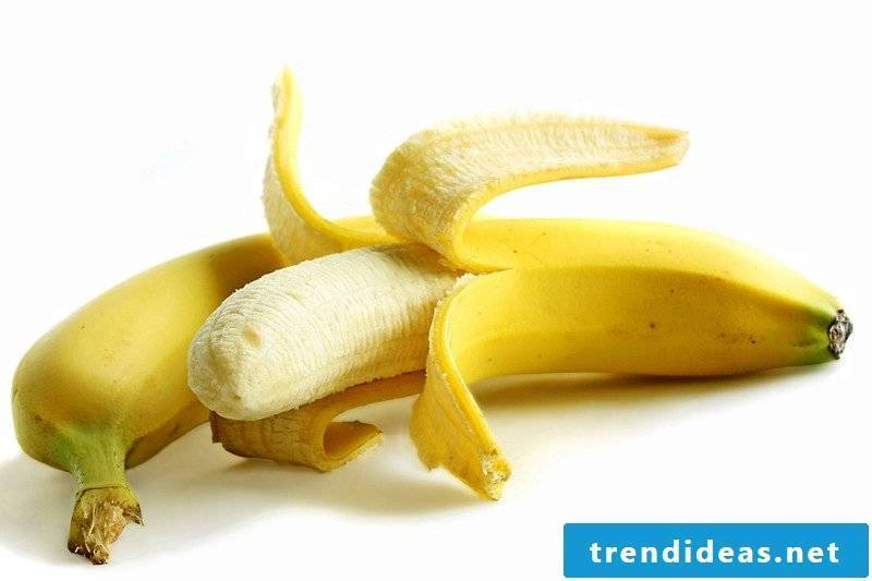 best hair cure against split ends with banana