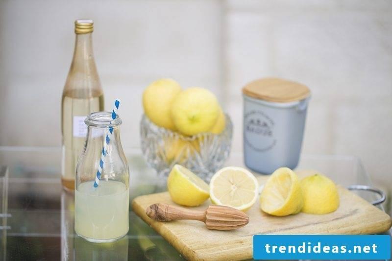 Lemonade itself make recipes