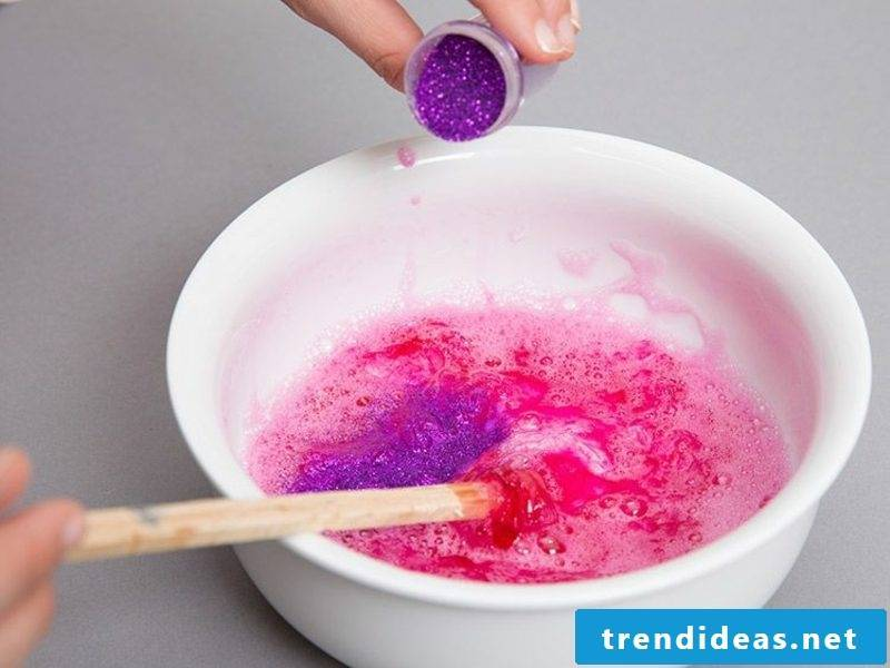 Make slime yourself how are you