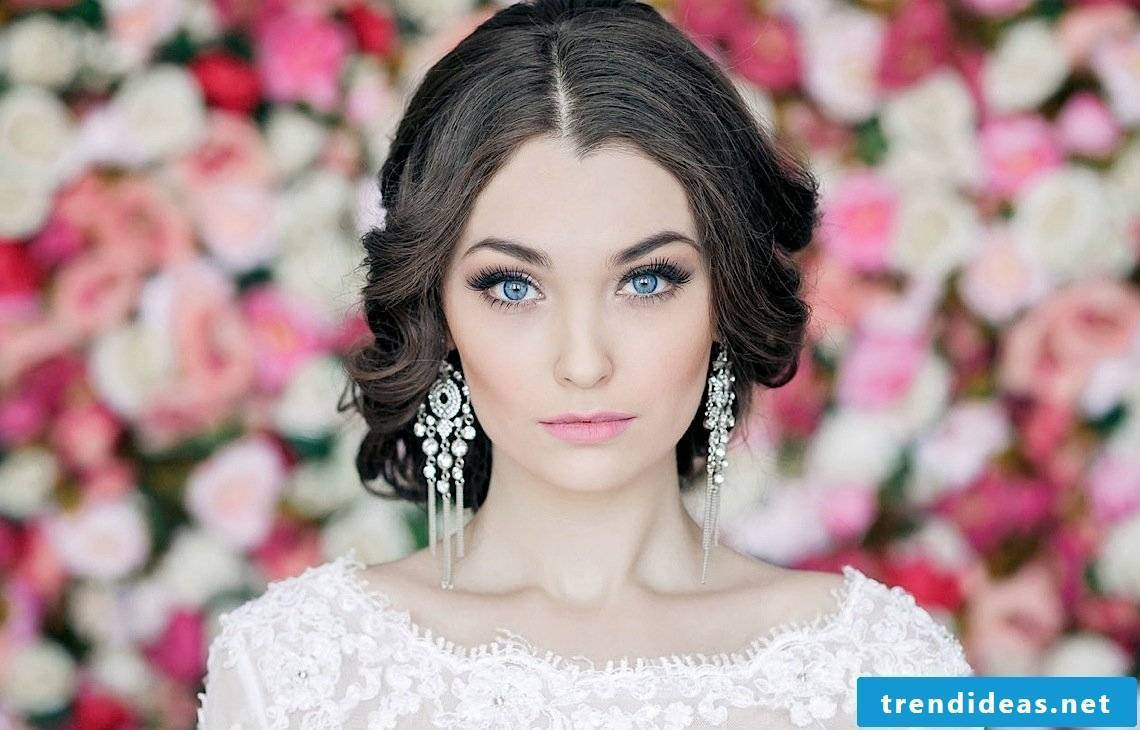 make up wedding ideas tips bridal make up