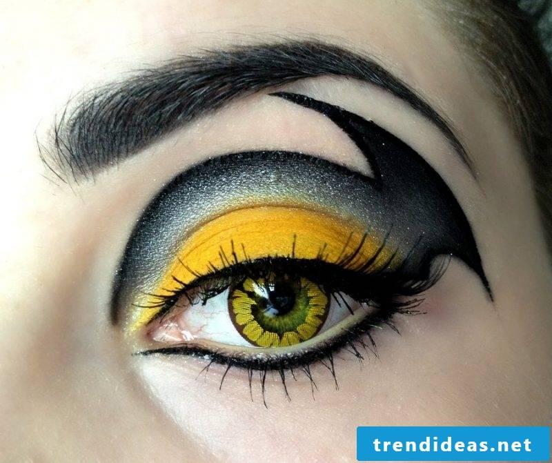bat make-up inspirational