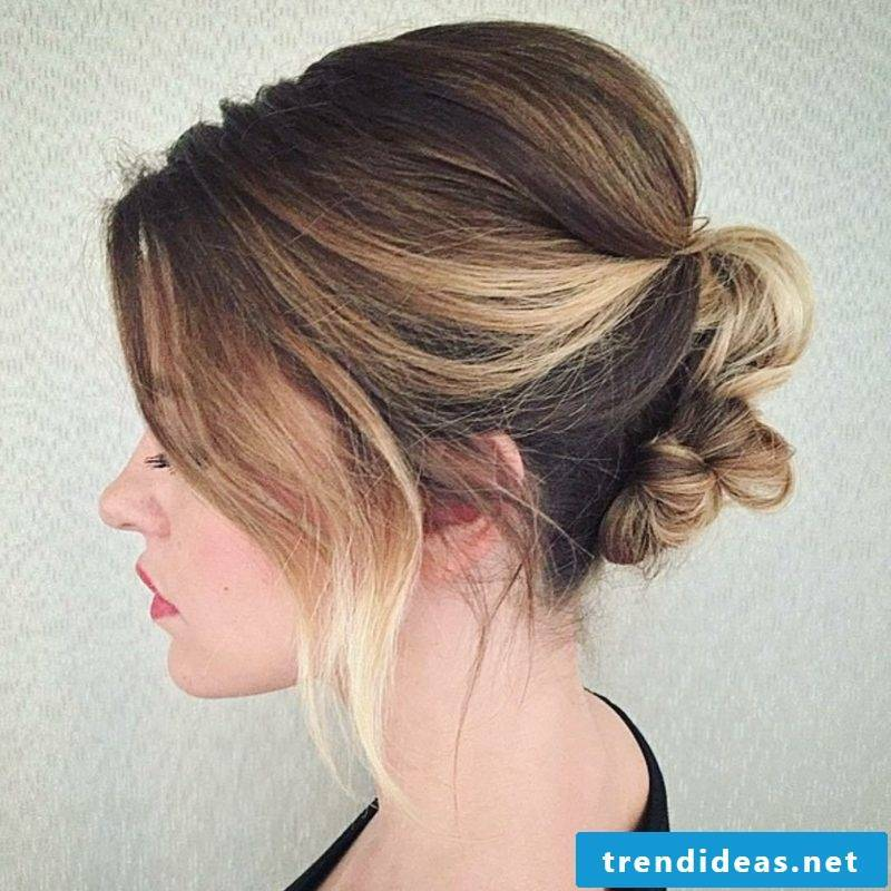 Make Updos Yourself 6 Simple Instructions