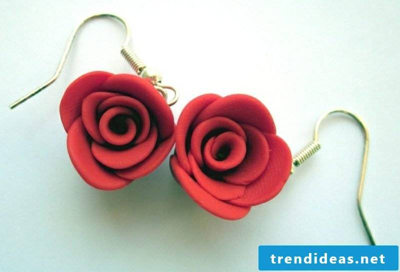 Craft ideas jewelry great polymer clay earrings