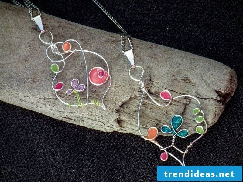 Crafting ideas jewelry necklaces