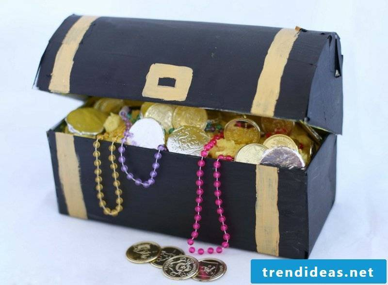 Treasure box DIY DIY ideas