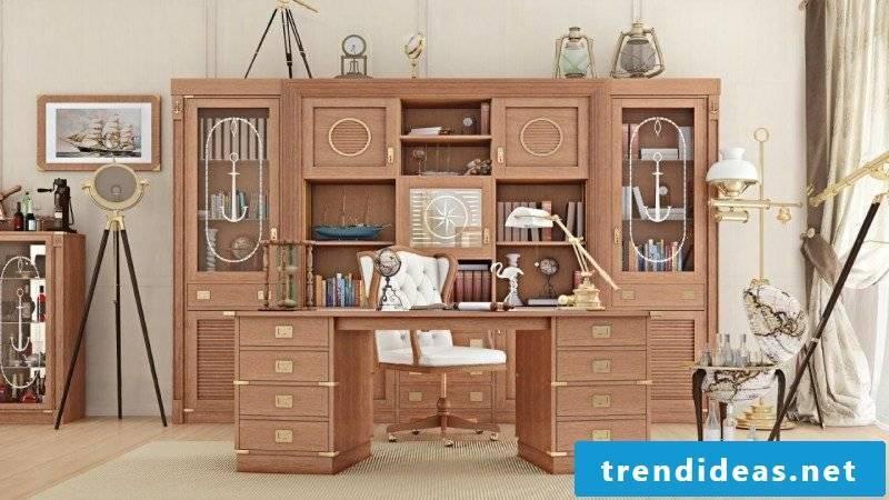 creative design ideas maritime furniture