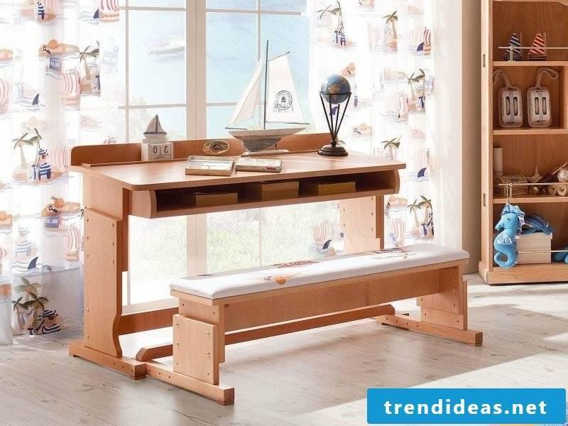 maritime furniture desk