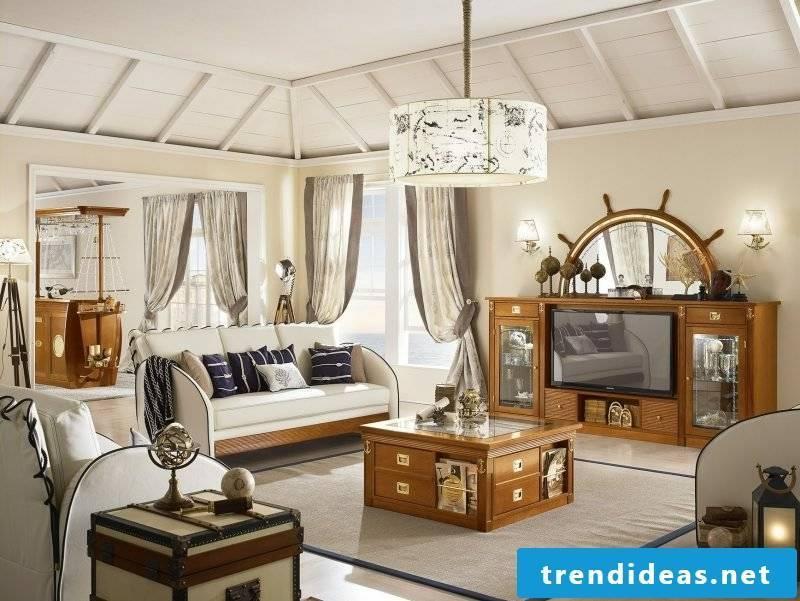 maritime furniture living room