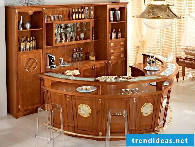 maritime furniture bar