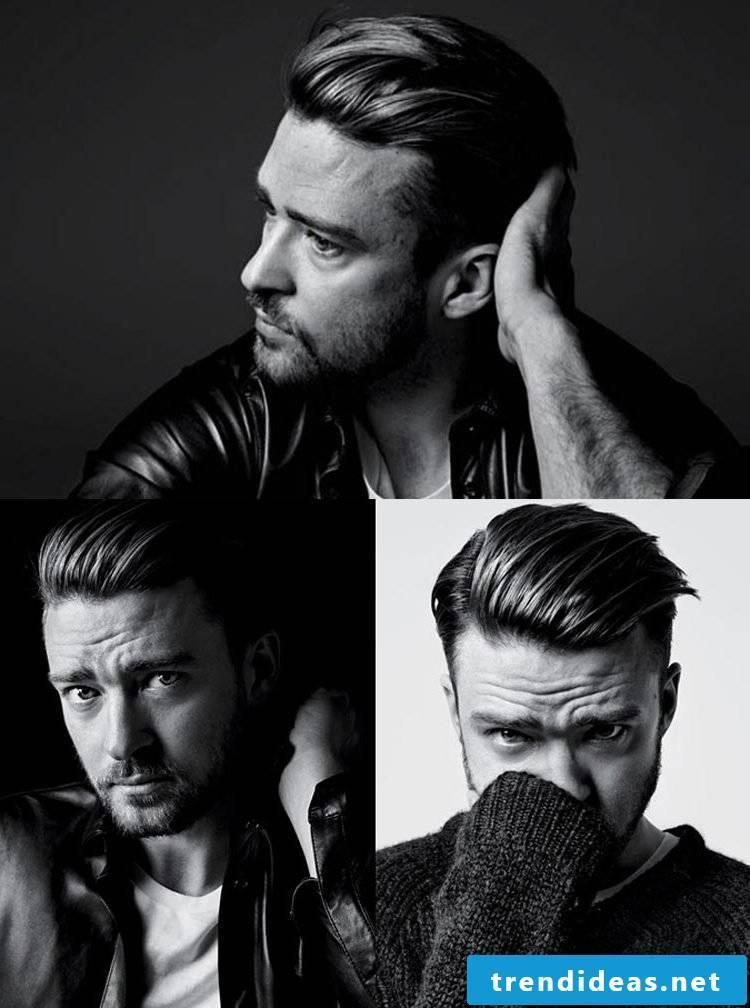 men hairstyles pompadour modern men's hairstyles men's hairstyles trend hairstyles men justin timberlake pompadour
