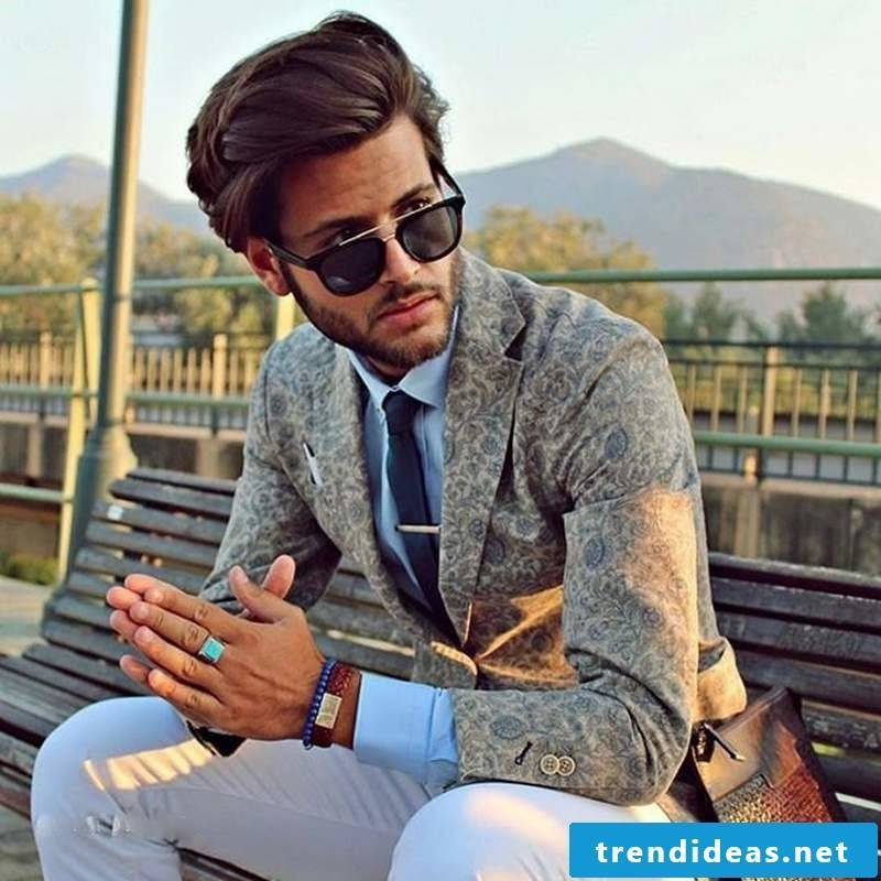 modern hairstyles chic hairstyle men's hairstyles trend hairstyles pompadour hairstyle