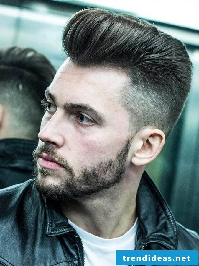 Men Hairstyles 2017 Trendy Pompadour Hairstyle For Men