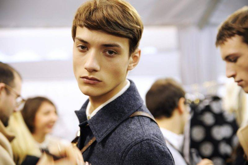 Ideas for men's hairstyle inspired by Fashion Week 2015