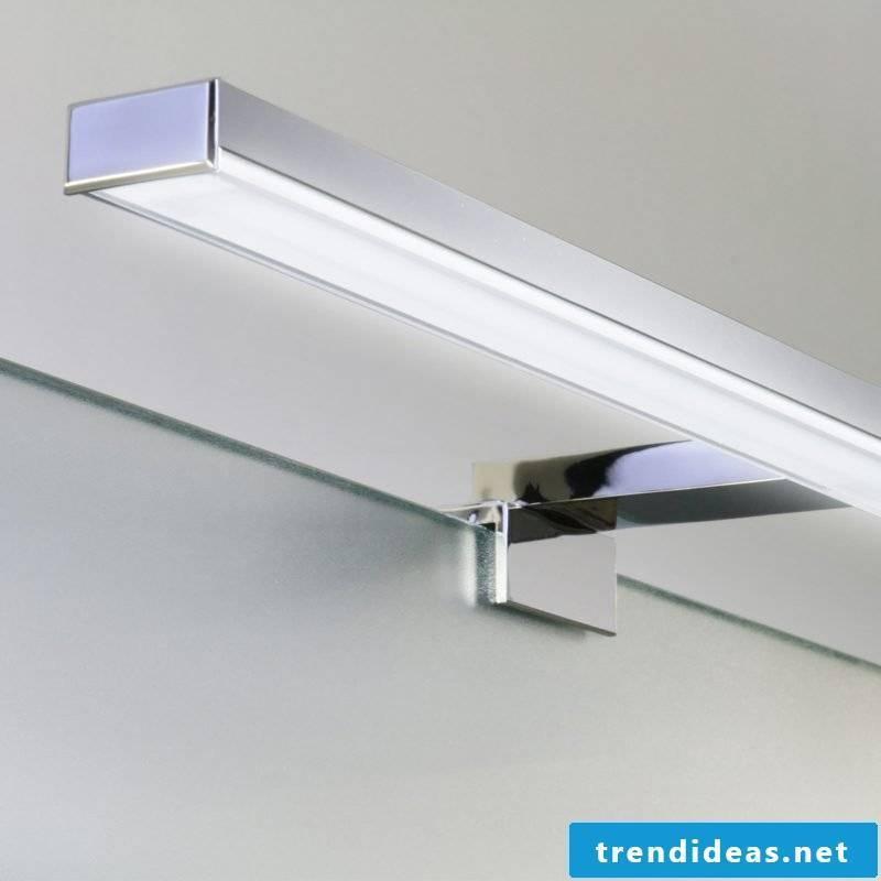 Wall lights mirror lighting bathroom