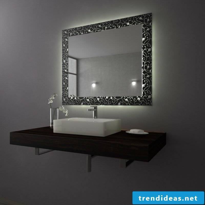 original mirror lighting