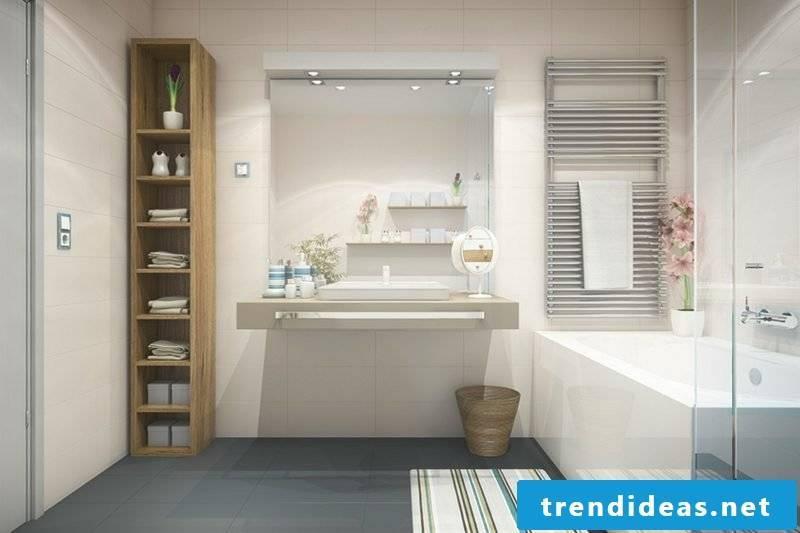 Bathroom mirror lighting ideas and inspirations