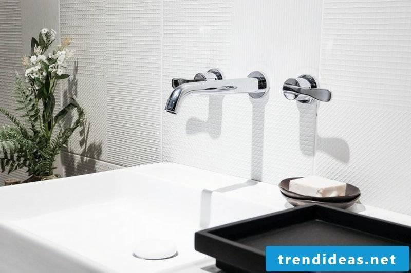 Bathroom design modern stainless steel faucet