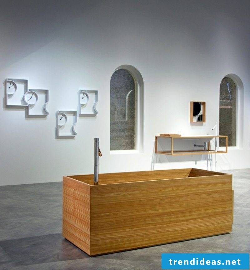 Bathroom modern minimalist style