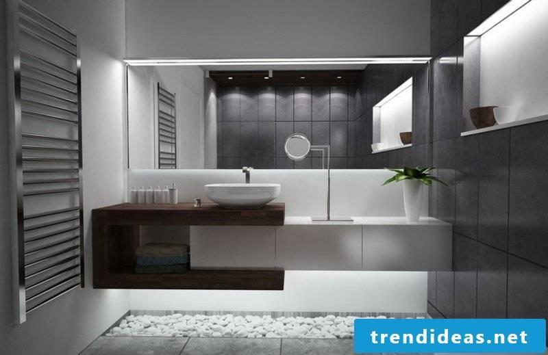Modern bathrooms - 40 luxurious interior design ideas