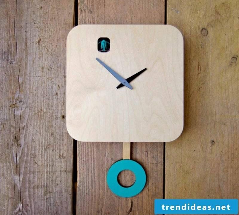 Ideas for cuckoo clocks