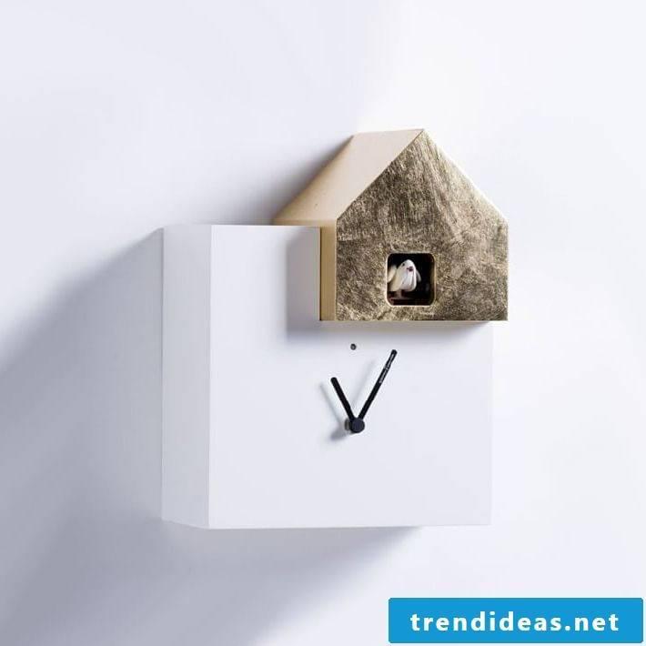 Elegant cuckoo clocks