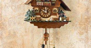 Modern cuckoo clocks - 52 fresh ideas