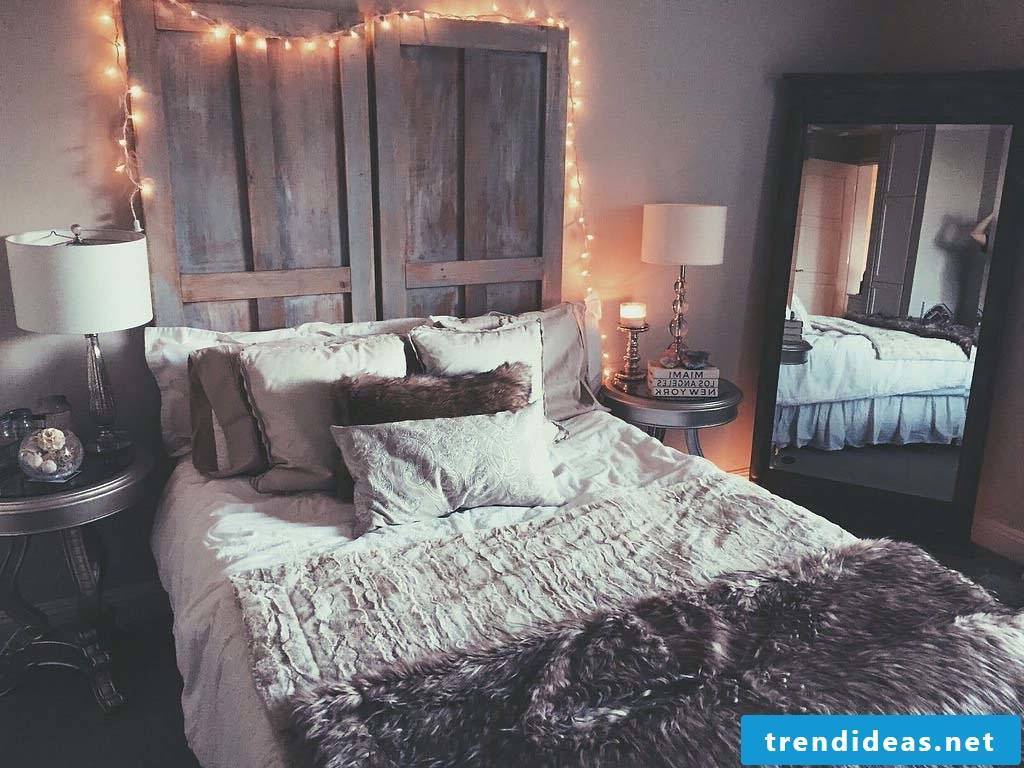 Fairy lights - for not only warm days, but also for cozy evenings