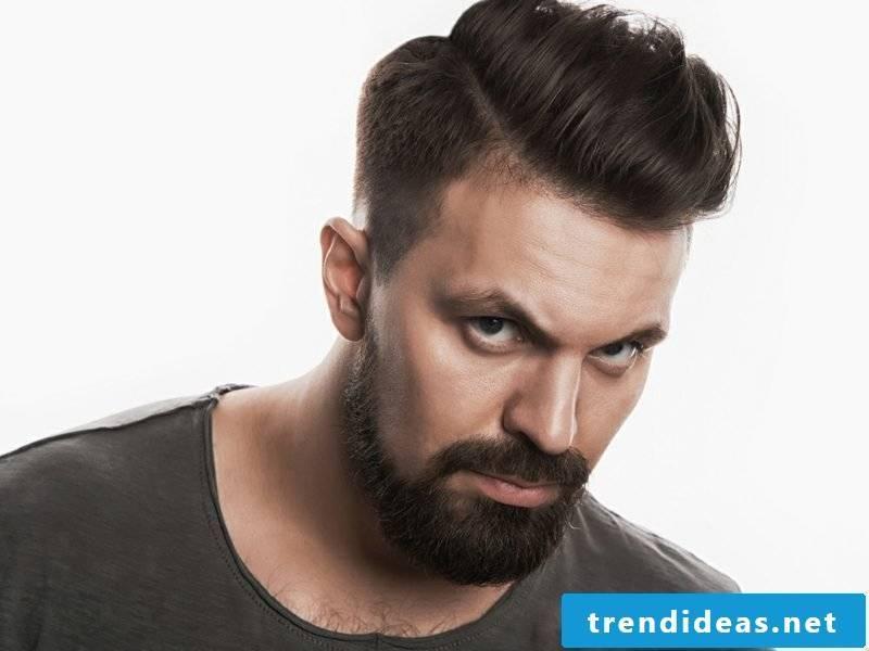Men's hairstyles 2014 Trends Seitenscheitel
